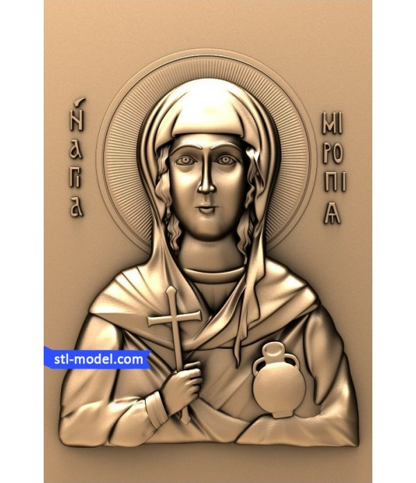 "Icon ""Holy Meropia"" 