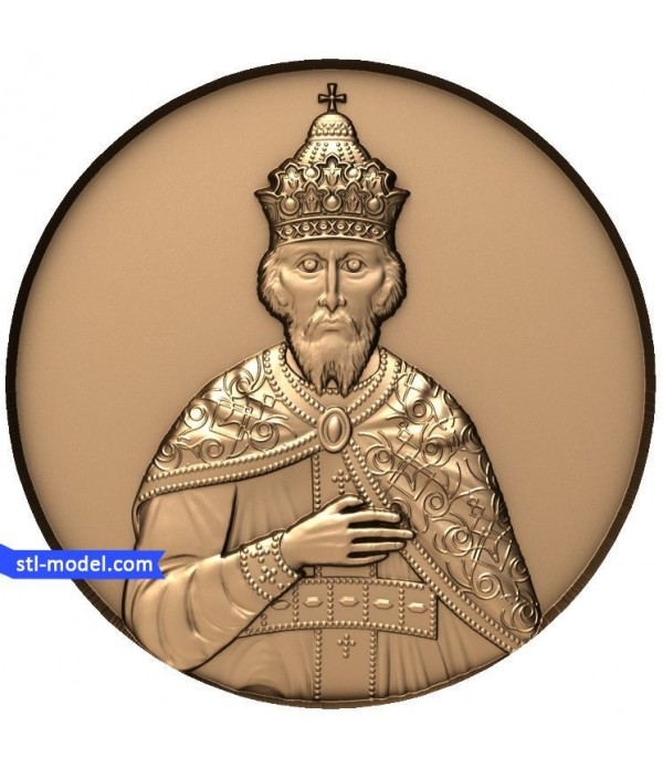 "Icon ""King John"" 