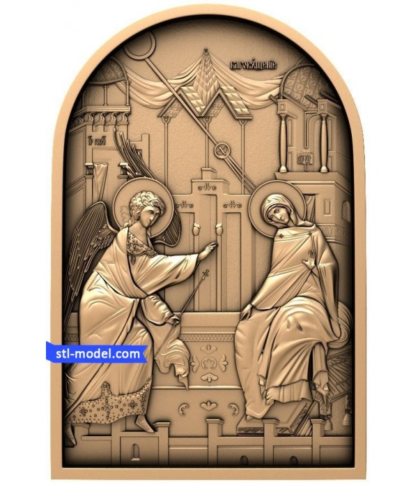 "Icon ""Annunciation"" 