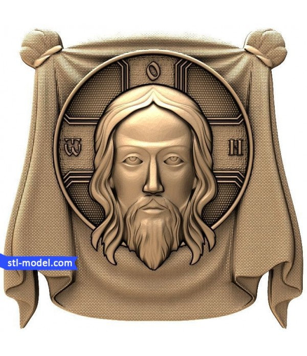 "Icon ""Holy face #1"" 