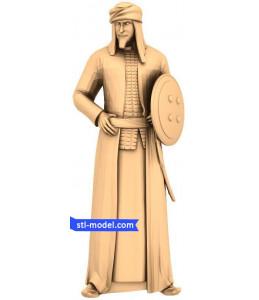 "Arabs ""#10"" | STL - 3D model f..."