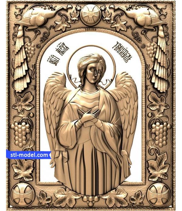 "Angel ""Angel #11"" | STL - 3D model for CNC"
