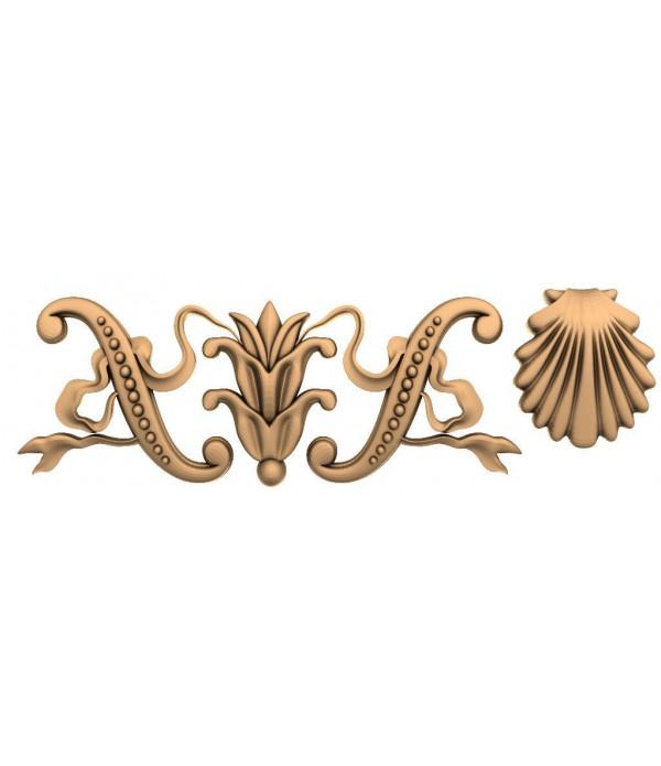 "Decor ""decor #32"" | STL - 3D model for CNC"
