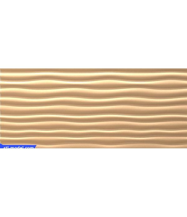 "Panel ""Panel #31"" | STL - 3D model for CNC"